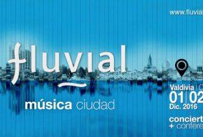 Fluvial 2016: festival de la música independiente desde el sur de Chile